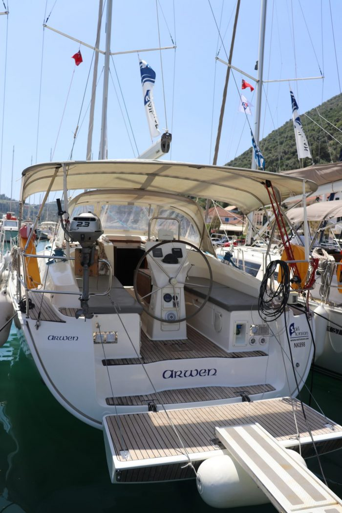 Bavaria 36 Arwen Sail Ionian