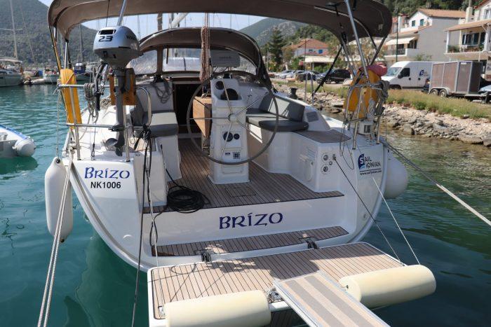 Bavaria 33 Brizo Sail Ionian