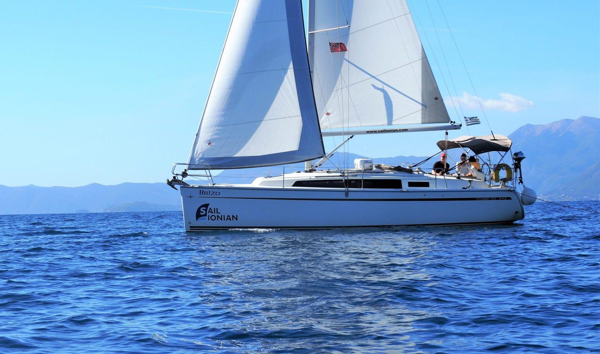 Sail Ionian Yacht Bavaria 33