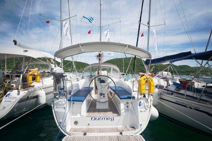 Bavaria 32 Nutmeg Sail Ionian