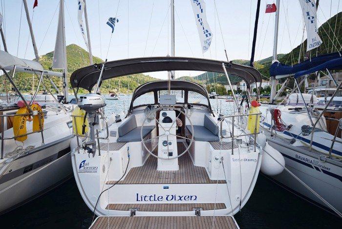 Bavaria 33 Little Vixen Sail Ionian