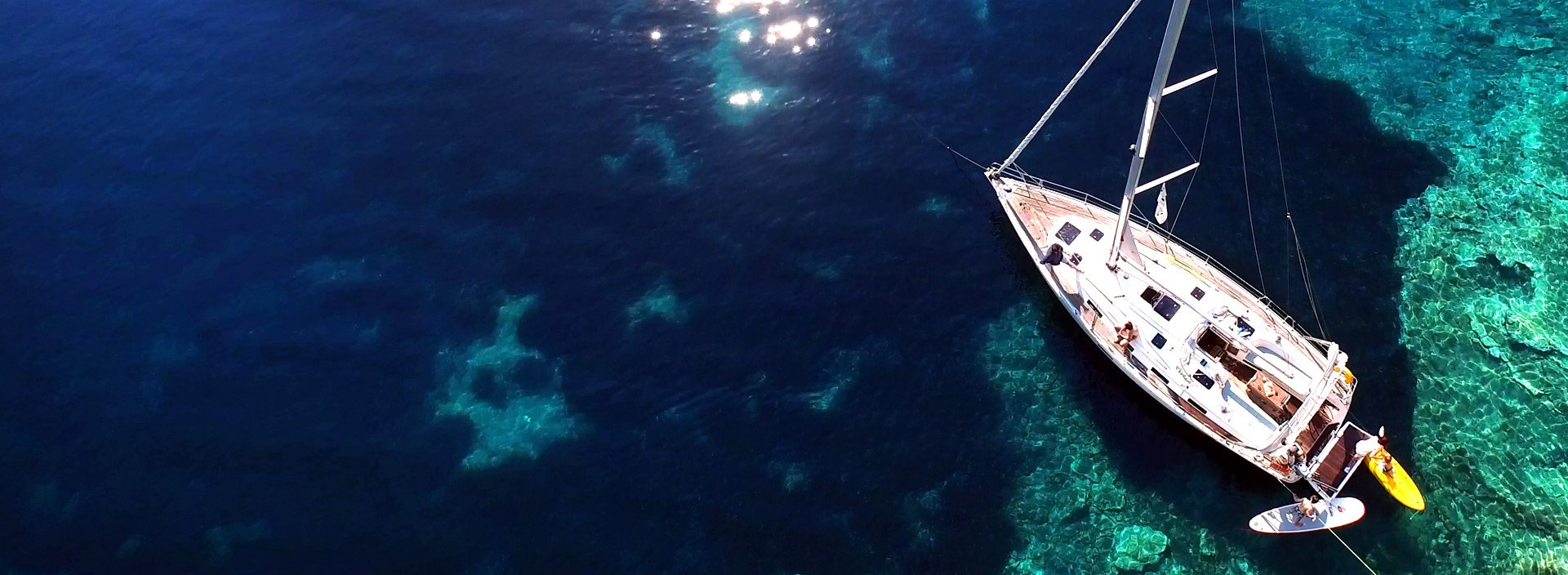 Sail Ionian Greece Yacht Charter Holiday
