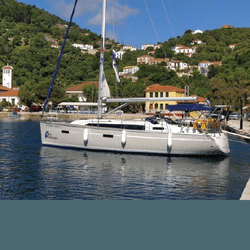 Sail Ionian Yacht Bavaria 37