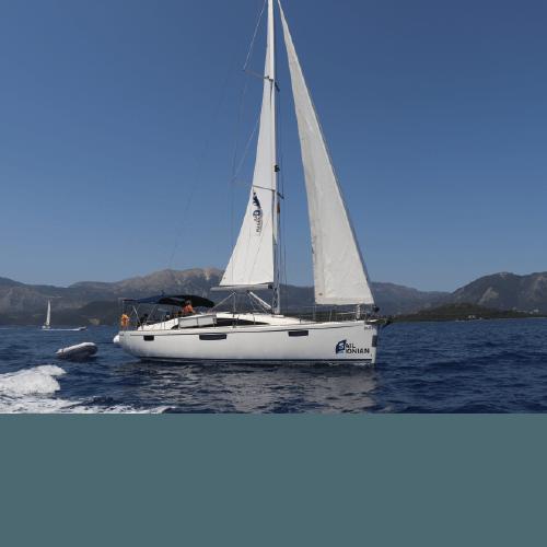 Sail Ionian Yacht Bavaria 42 Vision