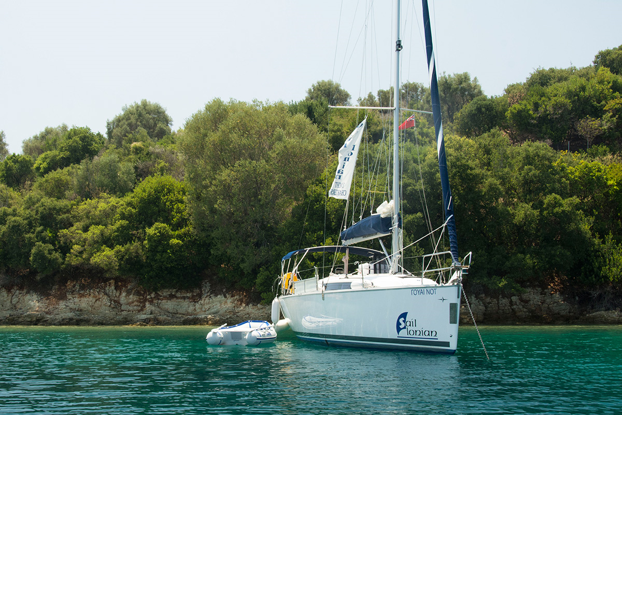 Sail Ionian Yacht Bavaria Easy 9.7