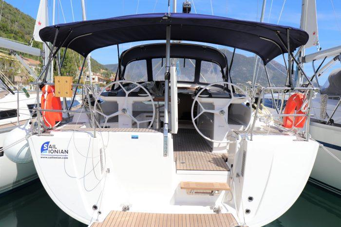 Bavaria Vision 42 Kaate Sail Ionian
