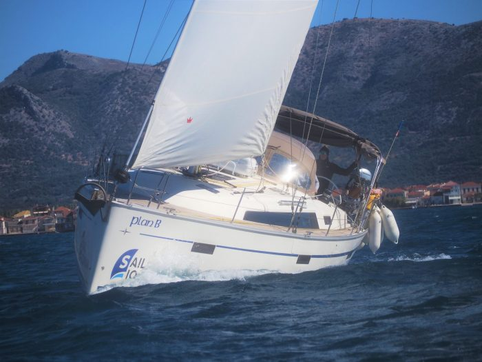 Bavaria 41 Plan B Sail Ionian