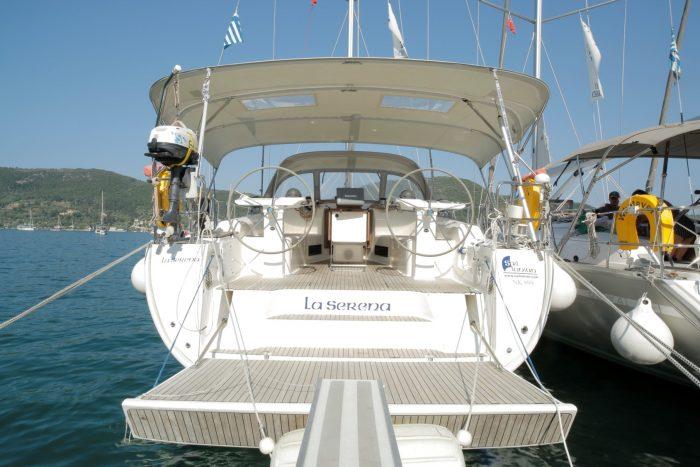 Bavaria 45 La Serena Sail Ionian