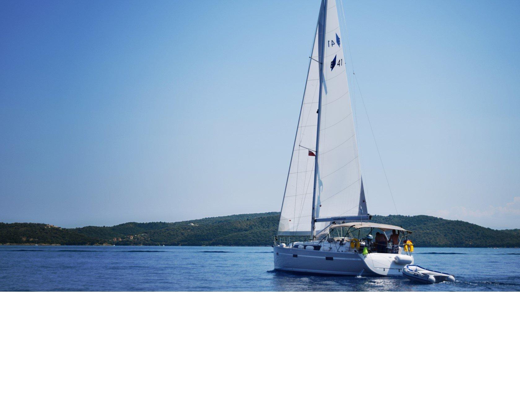 Sail Ionian Yacht Bavaria 41