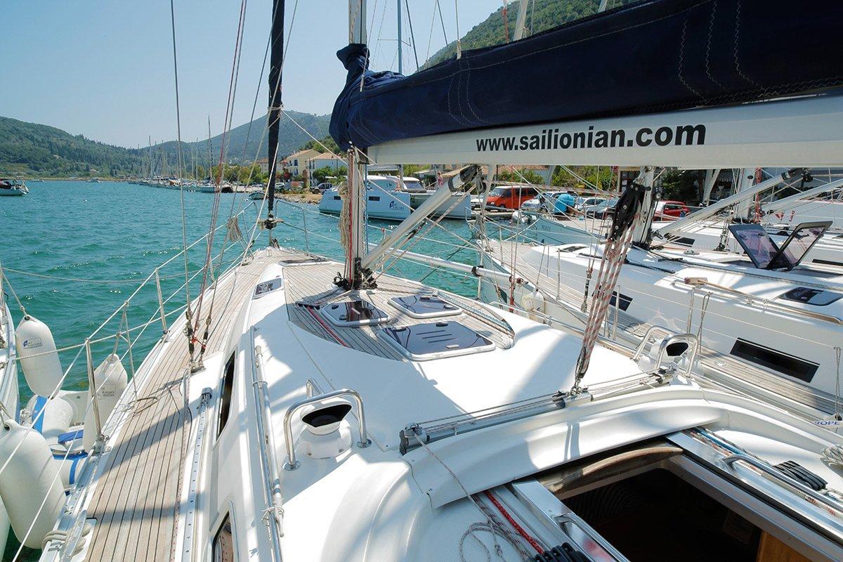 Sail Ionian Yacht Bavaria 38