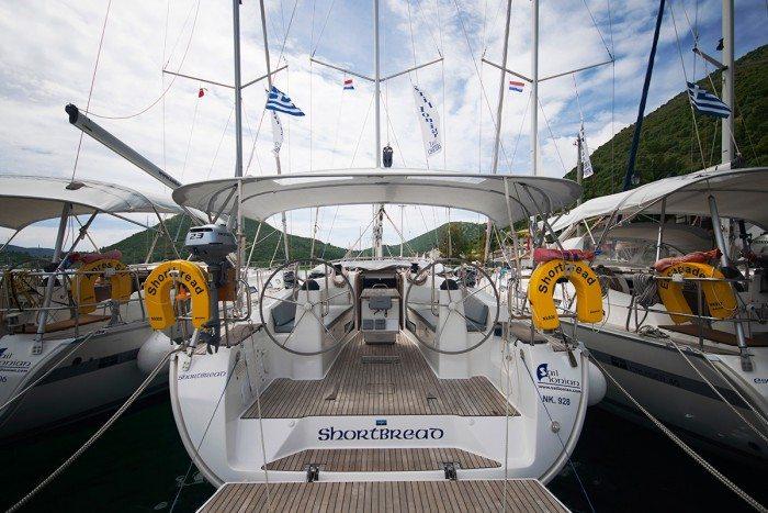 Bavaria 40N Shortbread Sail Ionian