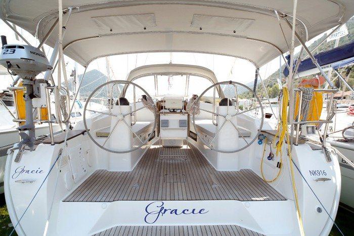Bavaria 40N Gracie Sail Ionian