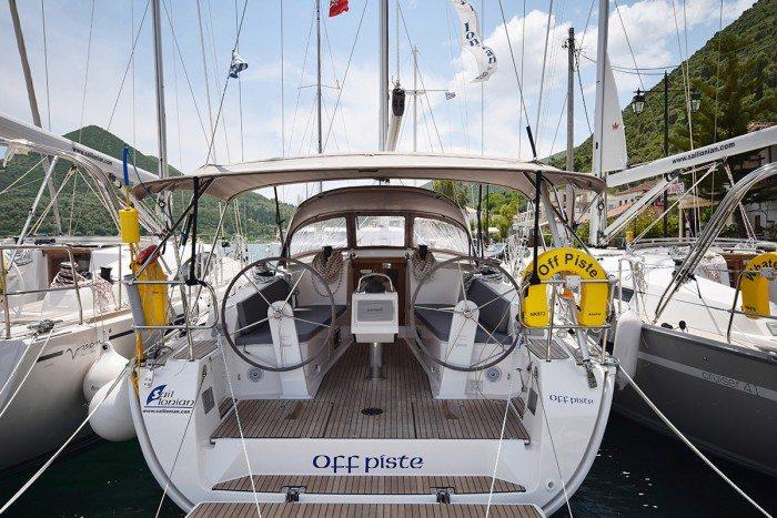 Bavaria 41 Off Piste Sail Ionian