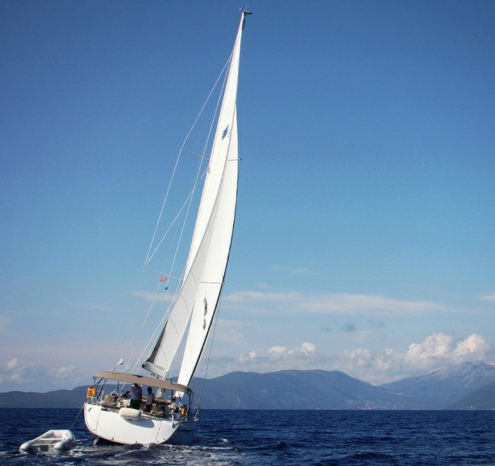 Bavaria 56 Cruiser Grand Cru Sail Ionian