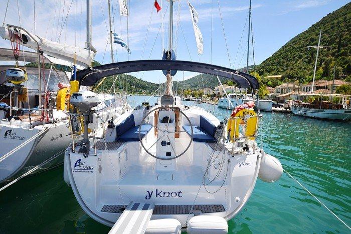 Bavaria Easy 9.7 Y Knot Sail Ionian