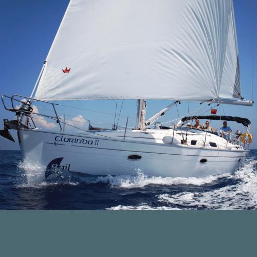 Sail Ionian Yacht Bavaria 43