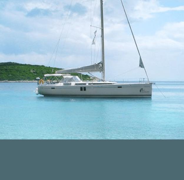 Sail Ionian Yacht Hanse 495
