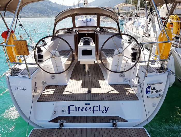 Bavaria 34 Firefly Sail Ionian