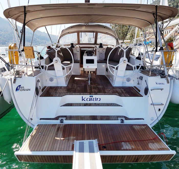 Bavaria 46 Style Sail Ionian