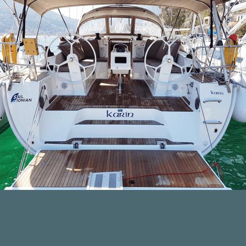 Sail Ionian Yacht Bavaria 46 Style