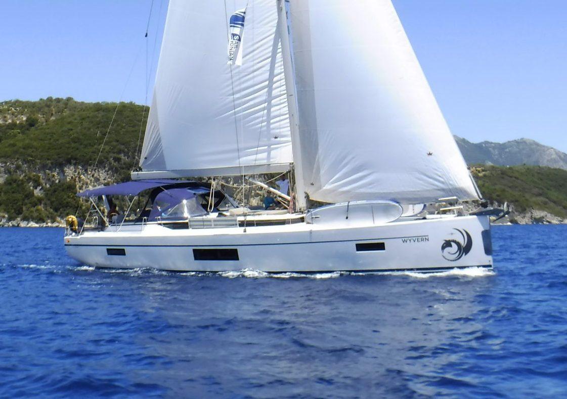 Sail Ionian Yacht Bavaria C57