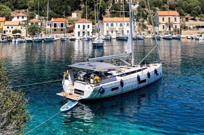 Skippered Sailing Yacht
