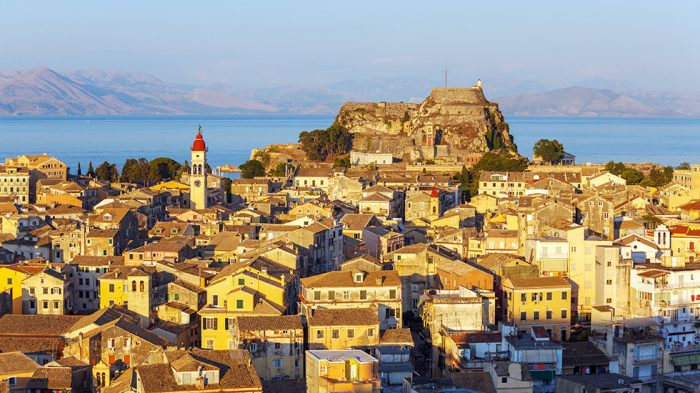 Suggested Route – Exploring the Northern Ionian