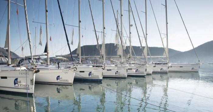 sail-ionian-charter-yacht-fleet-vliho-lefkada
