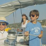 Learn to Sail in Greece with RYA Family Training Courses