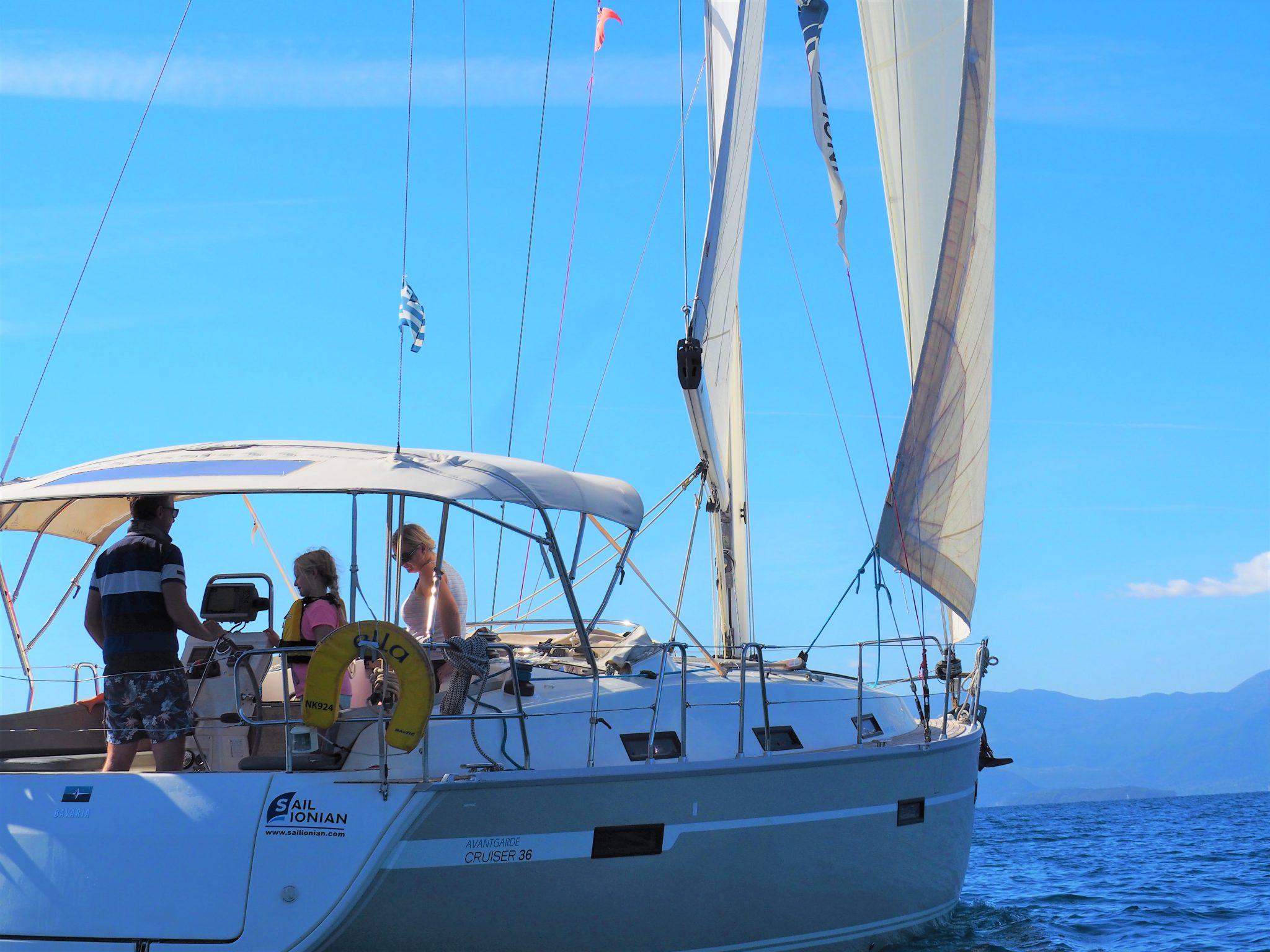 Sail Ionian Informal Flotilla